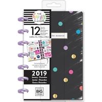 Εικόνα του Happy Planner 12-Month Dated Mini Planner - One Day At A Time