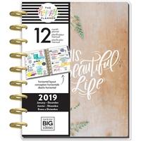 Εικόνα του Happy Planner 12-Month Dated Medium Planner - Adventures