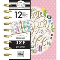 Εικόνα του Happy Planner 12-Month Dated Medium Planner - Daily Details