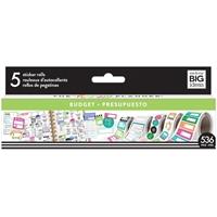 Εικόνα του Happy Planner Sticker Roll - Budget