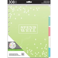 Εικόνα του Happy Planner Undated Big Planner Extension Pack - Spend Well