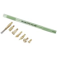 Εικόνα του Makin's Professional Clay Texture Kit - Επαγγελματικό Σετ Εργαλεία για Πηλό