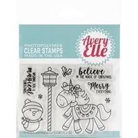 Εικόνα του Avery Elle Clear Stamp Set - Christmas Magic