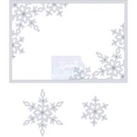 Εικόνα του Μήτρα Κοπής Sweet Dixie Dies - Snowflake Frame