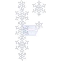 Εικόνα του Μήτρα Κοπής Sweet Dixie Dies - Snowflake Border