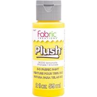 Εικόνα του Fabric Creations Plush 3D Fabric Paint - Μελάνι για Ύφασμα - Lemonade