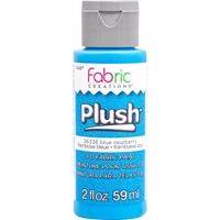 Εικόνα του Fabric Creations Plush 3D Fabric Paint - Μελάνι για Ύφασμα - Blue Raspberry