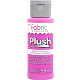 Εικόνα του Fabric Creations Plush 3D Fabric Paint - Μελάνι για Ύφασμα - Sugar Plum
