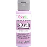 Εικόνα του Fabric Creations Plush 3D Fabric Paint - Μελάνι για Ύφασμα - Lavender