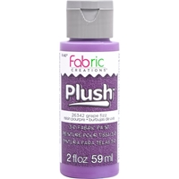 Εικόνα του Fabric Creations Plush 3D Fabric Paint - Μελάνι για Ύφασμα - Grape Fizz