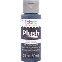 Εικόνα του Fabric Creations Plush 3D Fabric Paint - Μελάνι για Ύφασμα - Licorice