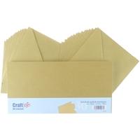 Εικόνα του Craft UK Κάρτες και Φάκελοι 6x6 - Kraft