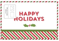 Εικόνα του American Crafts Ευχετήρια Κάρτα - Happy Holidays
