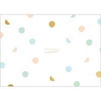 Εικόνα του Kaisercraft Kaiser Style Ευχετήριες Κάρτες - Confetti