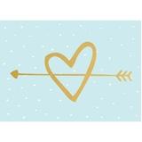 Εικόνα του Kaisercraft Kaiser Style Ευχετήριες Κάρτες - Arrow Heart