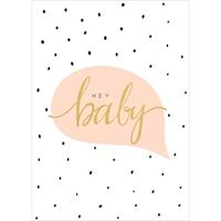 Εικόνα του Kaisercraft Kaiser Style Ευχετήριες Κάρτες - Hey Baby