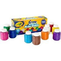 Εικόνα του Παιδικά Πλενόμενα Χρώματα Crayola Washable Kids Paint - Basics