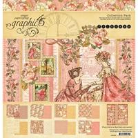 """Εικόνα του Graphic 45 Collection Pack 12""""X12"""" - Princess"""