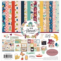 "Εικόνα του Carta Bella Collection Kit 12""X12"" - Our House"