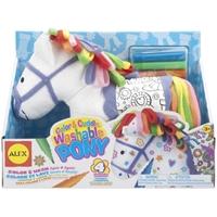 Εικόνα του Πλενόμενο Πόνυ Color & Cuddle Washable Kit - Pony