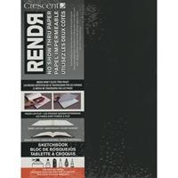 Εικόνα του RENDR No Show Thru Lay Flat Sketch Book - Μπλοκ για Μαρκαδόρο 21.5x27.9cm