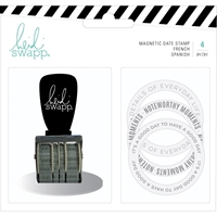 Εικόνα του Σφραγίδα Heidi Swapp Memory Planner Magnetic Stamp - Color Fresh Date