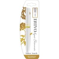 Εικόνα του Μαρκαδόρος Nuvo Aqua Shimmer Pen - Midas Touch