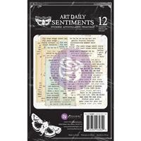 """Εικόνα του Μπλοκ Με Αυτοκόλλητα Prima Art Daily Planner Sticker Pad 4.5""""X7.5"""" - Sentiments"""