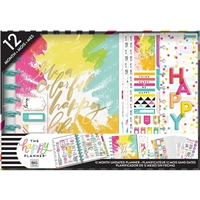 Εικόνα του Create 365 Medium Happy Planner Box Kit - Colorful Happy
