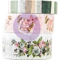 Εικόνα του Χρωματιστή Χαρτοταινία Prima Marketing Poetic Rose Decorative Tape