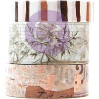 Εικόνα του Χρωματιστή Χαρτοταινία Prima Marketing Pretty Pale Decorative Tape