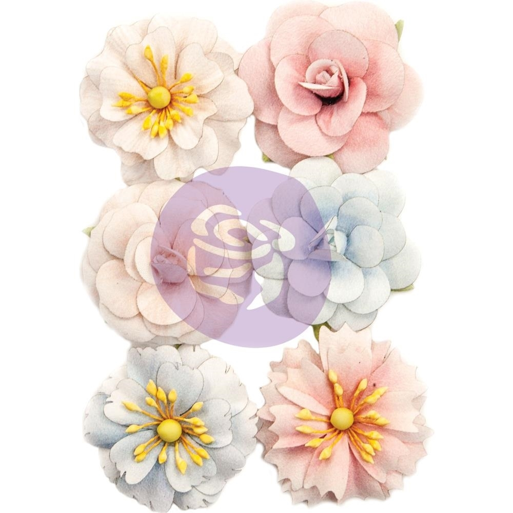 Prima Marketing Poetic Rose Paper Flowers Roses For You