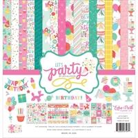 """Εικόνα του Σετ Scrapbooking Echo Park Collection Kit 12""""X12"""" - Let's Party"""