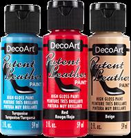 Εικόνα για την κατηγορία DecoArt Patent Leather Paint