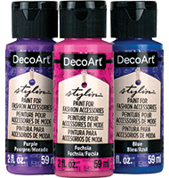 Εικόνα για την κατηγορία DecoArt Stylin Fashion Acrylic