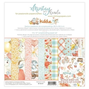 Picture of Karola Witczak Συλλογή Scrapbooking 12''X12'' - Kiddie