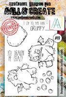 Εικόνα του Σφραγιδα Aall & Create A6 #19 - Grumpy