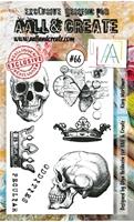 Εικόνα του Σφραγιδες Aall & Create A6 #66 - King Mortimer