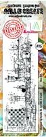Εικόνα του Σφραγιδα Aall & Create Border #115 - Chess Art