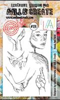 Εικόνα του Σφραγιδες Aall & Create A6 #128 - Hands that Hold