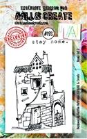 Εικόνα του Σφραγιδα Aall & Create A7 #193 - House Set 3