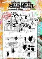 Εικόνα του Σφραγιδα Aall & Create A4 Stamp #113 - Eclectic Silhouette