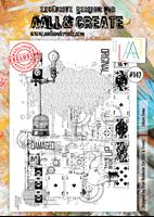Εικόνα του Σφραγιδα Aall & Create A4 Stamp #142 - Edison Game