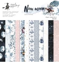 Εικόνα του Piatek Μπλοκ χαρτιών New Moon Paper Pad 12''x12''- Piatek