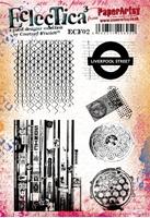 Εικόνα του Paper Artsy Σετ Σφραγιδες Eclectica3 - Courtney Franich 02