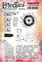 Εικόνα του Paper Artsy Σετ Σφραγιδες Eclectica3 - Courtney Franich 04