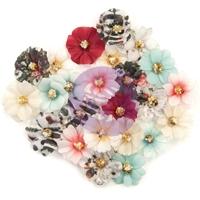 Εικόνα του Prima Marketing Midnight Garden Fabric Flowers - This Place