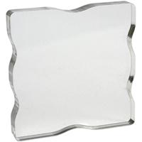 """Εικόνα του Apple Pie Memories Ακρυλική Βάση για Σφραγίδες - Acrylic Stamp Block 2.25""""X2.25''"""