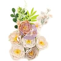 Εικόνα του Prima Marketing Pretty Pale Fabric Flowers - Arid Land