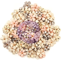 Εικόνα του Prima Marketing Spring Farmhouse Mulberry Paper Flowers - Beautiful Life